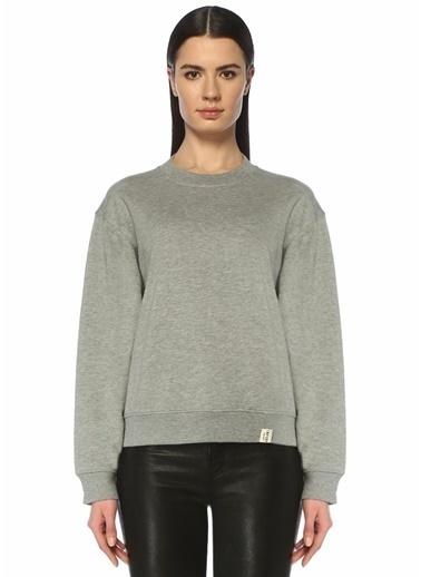 Blender Originated Sweatshirt Gri